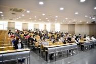 SAÜ'de erken sınav heyecanı