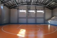 Söğütlü Spor salonu hazır