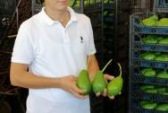 Avokadocular kralından bir ilk daha, avokado balı