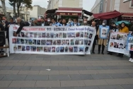 Doğu Türkistan'ın haklı davasının da yanındayız