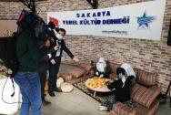 """TRT Ekibi Sakarya'da """"ADAPAZARI GABAK'ğını tanıttı"""