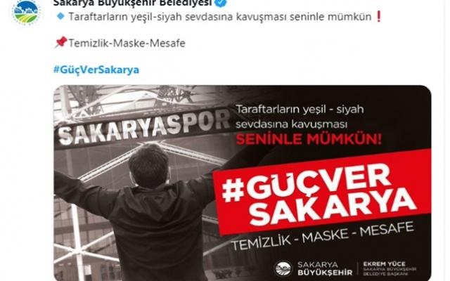 'GüçVerSakarya' Türkiye gündeminde