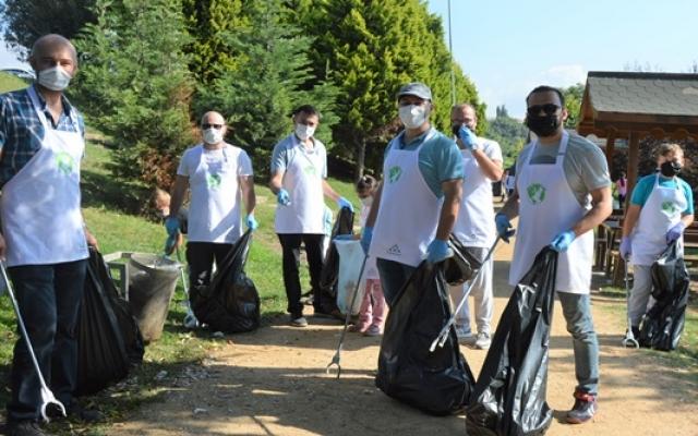 SEDAŞ Dünya Temizlik Günü'nde farkındalık için sahada