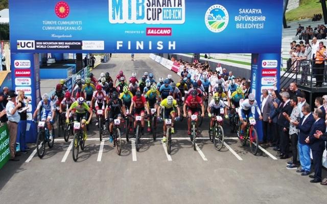 Nefes kesen UCI MTB Cup yarışları başlıyor