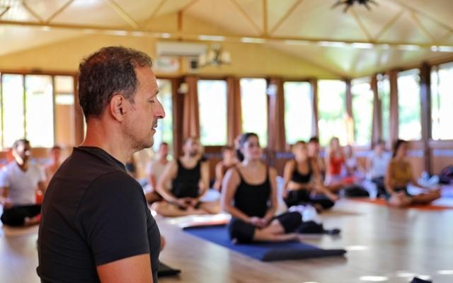 5. Yogakioo Festivali'nde buluştular