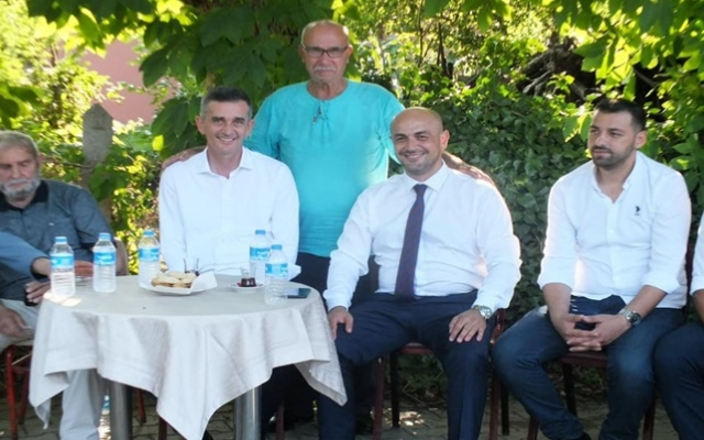 İYİ Parti teşkilatı Boğazköy Mahallesinde